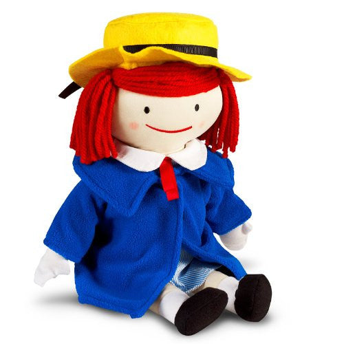 "Madeline, Classic Madeline 16"" Soft Doll"