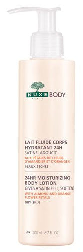 NUXE BODY - 24HR Moisturizing Body Lotion - 200 ml pump