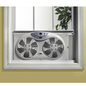Bionaire, Twin Window Fan Remote Control