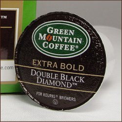 Green Mountain Coffee® Double Black Diamond Extra Bold Coffee K-Cup® Packs, 24/Bx