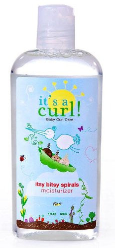 Curls It's a Curl Itsy Bitsy Spirals Moisturizer - 4 Oz