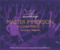Master Immersion with John Friend