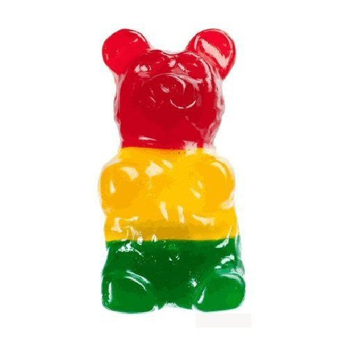 GUMMY BEAR 3 COLOR ASTRO 5# GBB/WORLD'S LARGEST - Package