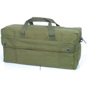 GI STYLE JUMBO MECHANICS TOOL BAG OD