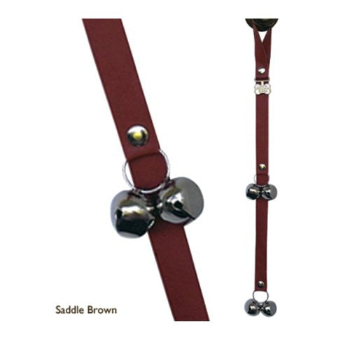 Doorbell - Leather Saddle Brown