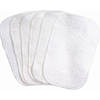 Year Round Basics Terry Wipes (6 Pack)