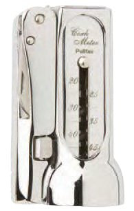 Brucart Corkscrew, Chrome-Plated Deluxe Pack