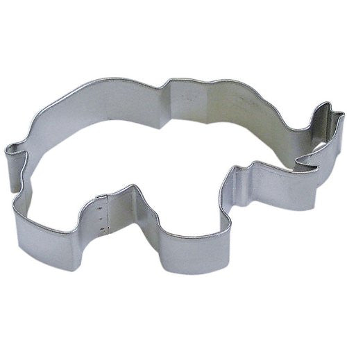 "Elephant 5"" Tinplated Cookie Cutter"