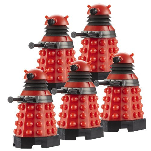 Character Building / Mini Figures - Dalek Army Builder Pack