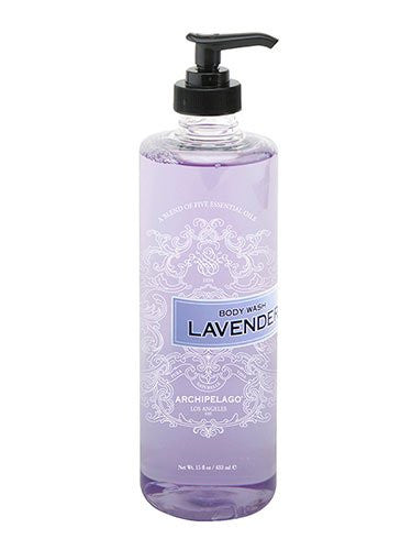 Lavender Body Wash 15fl oz