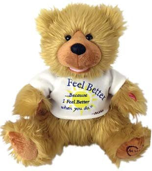 12'' Feel Better Bear