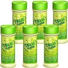 True Lime Retail Shakers