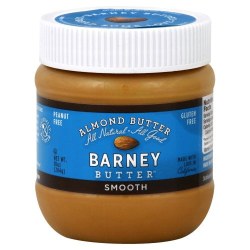 Barney Butter Smooth Almond Butter 10.0 OZ