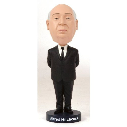 Alfred Hitchcock Royal Bobbles Bobblehead Figurine