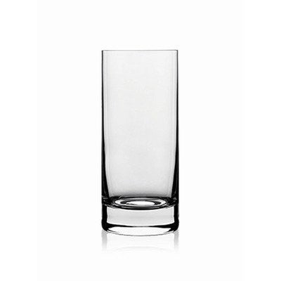 Luigi Bormioli Set of 4 Classico Tall Beverage Glasses, One Size