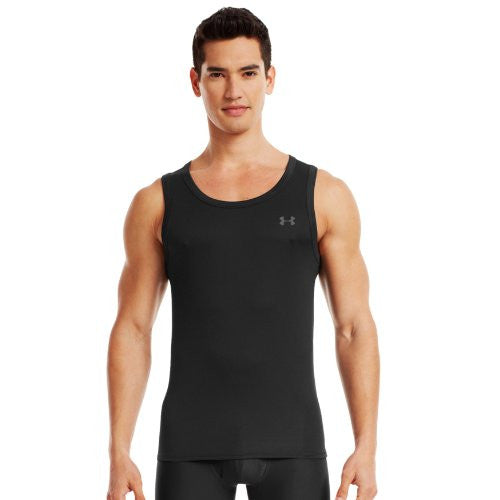 Men's The Original Fitted Tank - Black, 2X-Large