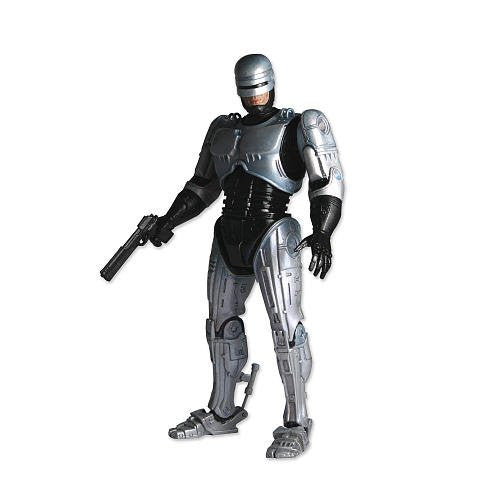 RoboCop Battle Damaged Action Figure