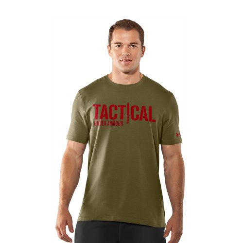 Knife Tee - Marine OD Green, Small