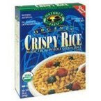 Nature's Path Cereals Whole Grain Crispy Rice At least 95% Organic (10 oz.)