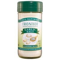 Garlic Salt, 4.00 oz. (6 pk)