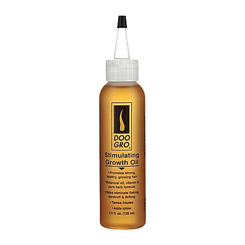 Doo Gro Growth Oil 4.5oz. Stimulating