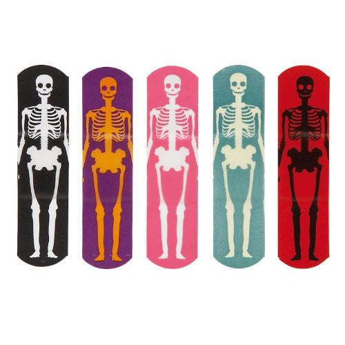 OUCH! Funny Bones band aids
