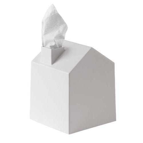 Umbra Casa Tissue Box Cover (Color: White)