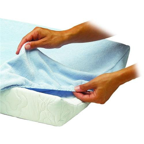 Ultra Plush Changing Pad Covers (Blue)
