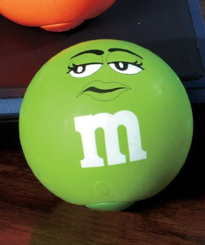 M&M's Stress Ball - Green
