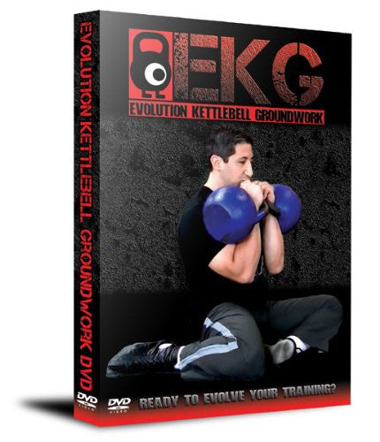 EKG Evolution Kettlebell Groundwork with John Wolf and MYMADMETHODS