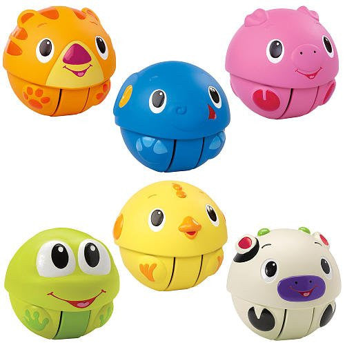 Bright Starts Having a Ball Giggables - Set of 6