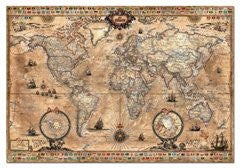 1000 Antique World Map