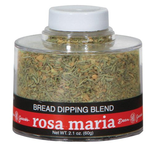 Bread Dipping Blend - Rosa Maria - 2.1 oz.stack jar