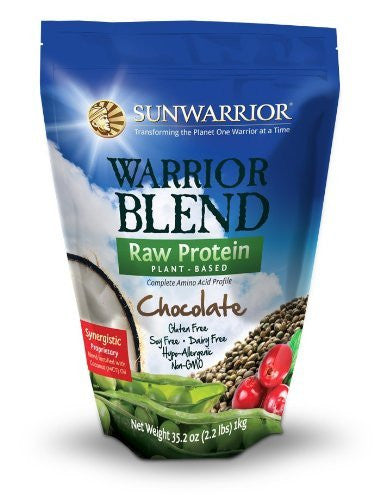 Sunwarrior Warrior Blend Powder