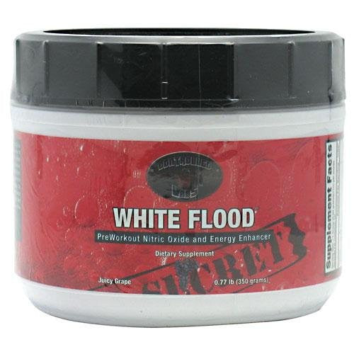 White Flood Grape 50/servings
