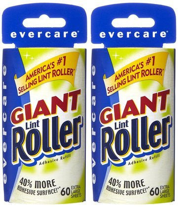 Evercare Giant 60 Layer Lint Refill (4 pk)