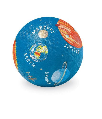 "Crocodile Creek Solar System 5"" Play Ball"