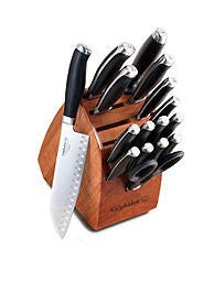 Calphalon Contemporary 17 Piece Cutlery Set