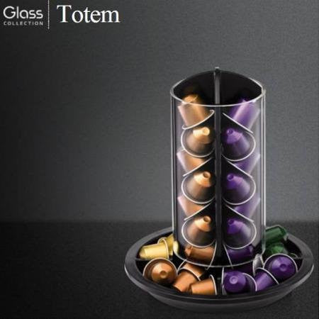 Nespresso TOTEM Glass Collection