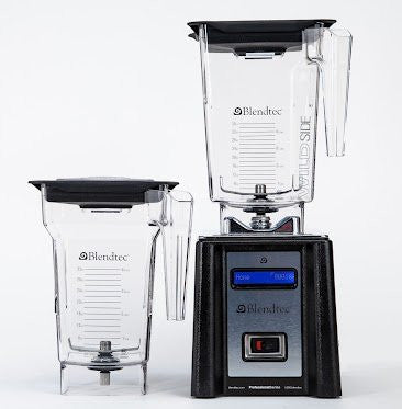 Blendtec Professional Series Built-In or Counter-Top Blender Four Side Wild Side Combo A3-31E-BHMV