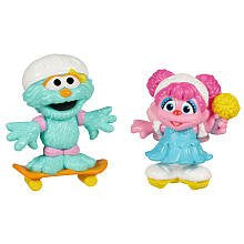 Sesame Street Figure 2-Packs Wave 3 (Abby Cadabby & Rosita #37492)