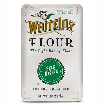 White Lily Flour Self Rising 5.0 LB