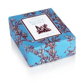 Classic Toile Bar Soap- Japanese Quince