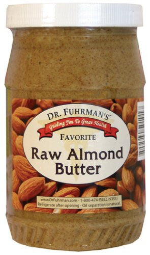 Almond Butter (16 oz. Jar)