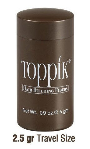 Toppik Travel (.09oz/2.5g) - 				 Dark Brown