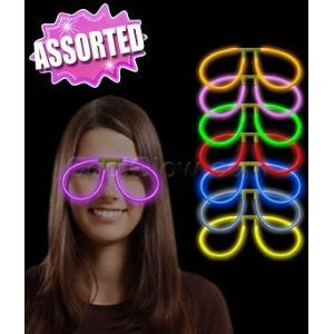 Glow Eye Glasses (Pack of 6)