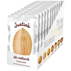 Justin's Nut Butter Squeeze Packs, Classic Peanut Butter, Natural 1.15 OZ