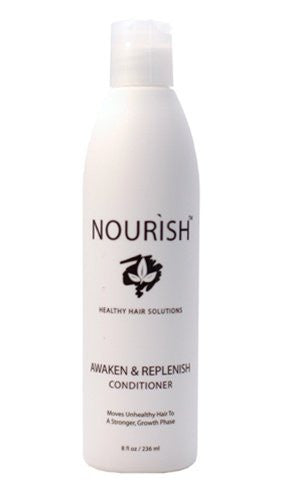 Nourish - Awaken And Replenish Conditioner - 8oz