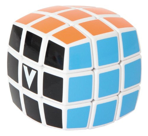 V-Cube 3 White Multicolor Cube (pillowed)