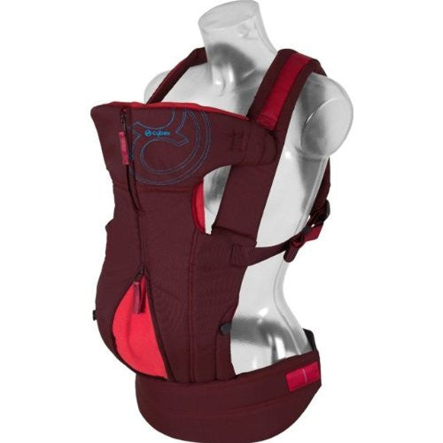 Cybex 2012 2.GO Baby Carrier (Color: Chilli Pepper)
